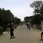 Agrigento, la valle dei Templi.