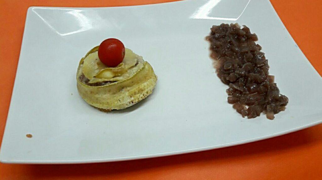 Pina cucina con amore 44 ricetta sformatini di for Marmellata di cipolle rosse cucina italiana