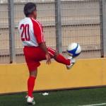"""Quando si dice """"il pallone attaccato ai piedi""""..."""